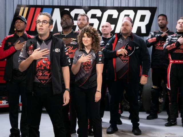 'The Crew' on Netflix: Kevin James' NASCAR Series Gets First Trailer, Release Date (Exclusive)