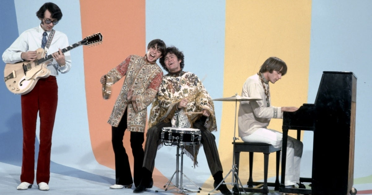 the monkees getty images