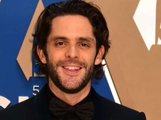 Thomas Rhett Shares Sweet New Snap With Daughters Willa Gray and Ada James