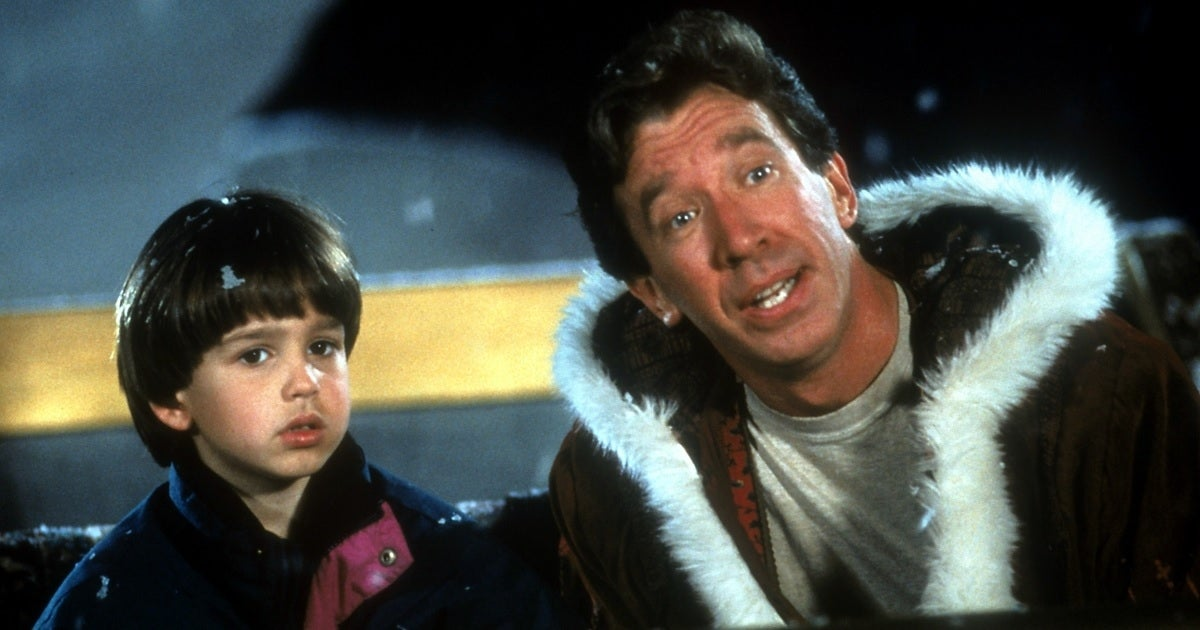 tim allen santa clause getty images