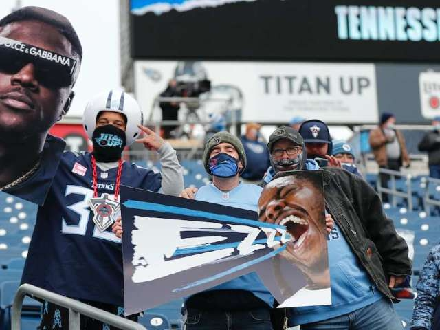Titans' Crowd Size Causes Concerns as Tennessee's COVID-19 Cases Climb