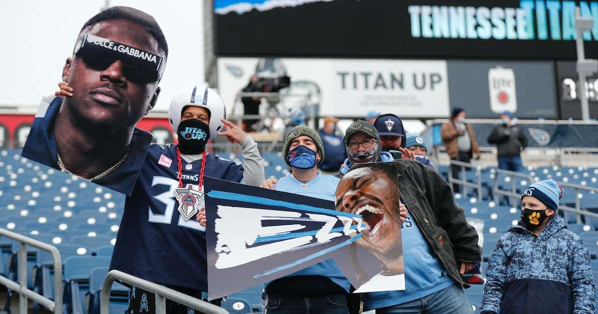Titans-Fans