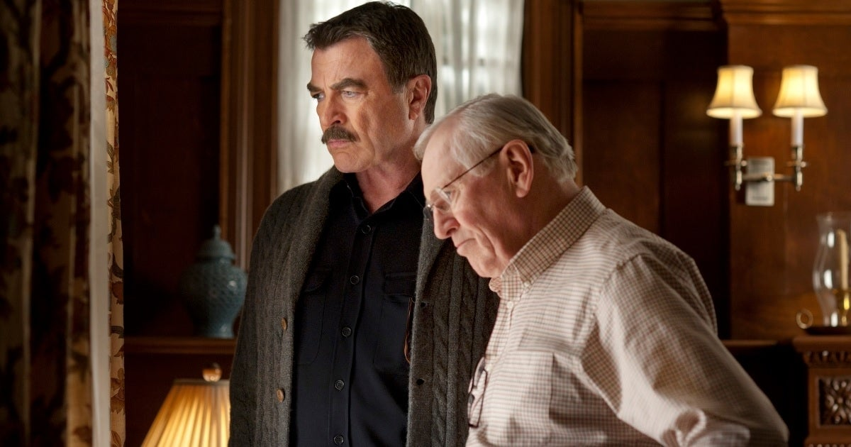 tom selleck len cariou blue bloods getty images