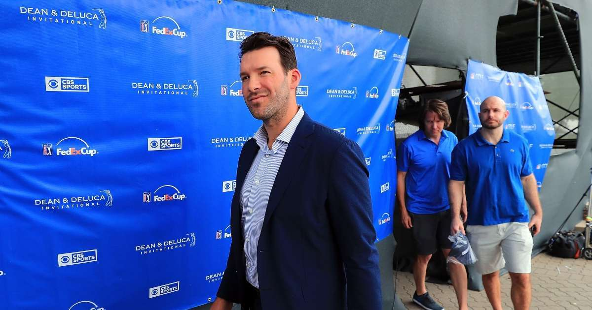Tony Romo named College Football Hall of Fame