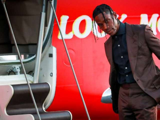 Travis Scott Hypes up James Harden's Trade to Nets: 'Big Steppa'