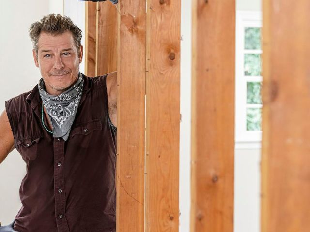 Ty Pennington Explains How He's Getting Back to His Roots in HGTV's New 'Ty Breaker' Series (Exclusive)