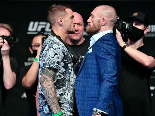 UFC 257: How to Watch Conor McGregor vs Dustin Poirier, What Time and What Channel