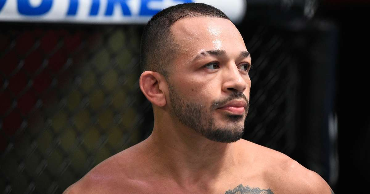 UFC Fighter Irwin Rivera arrested charged 2 counts attempted murder
