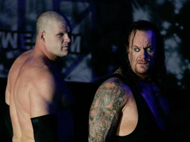 Undertaker and Kane Aren't Really Brothers, as Some WWE Fans Just Learned