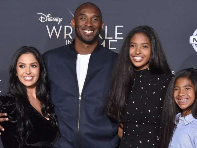 Kobe Bryant's Daughter Natalia Lands Major Modeling Contract