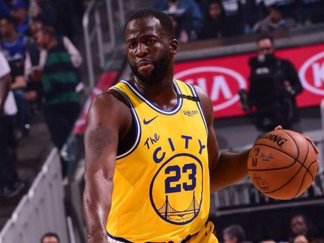 Warriors' Draymond Green Reacts to Capitol Riots: 'They're F—ing Terrorists'