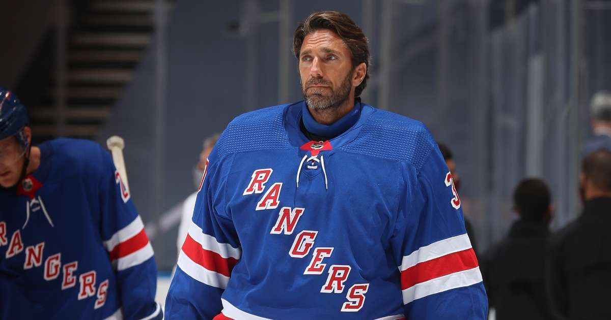 Washington Capitals Henrik Lundqvist