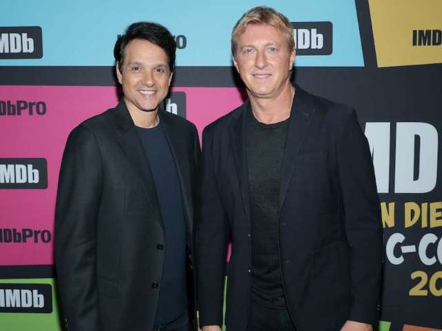 'Cobra Kai': Remembering When Ralph Macchio and William Zabka Reunited on 'How I Met Your Mother'