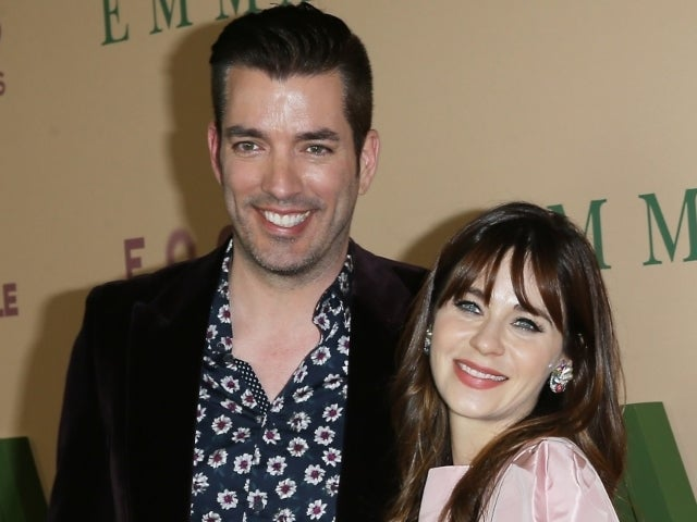 'Property Brothers' Star Jonathan Scott Celebrates 'Favorite Person' Zooey Deschanel in Heartwarming Birthday Post