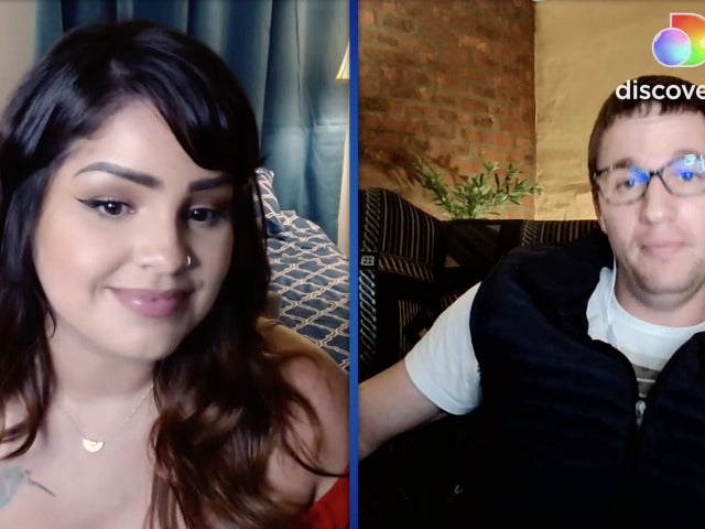 '90 Day Fiance' Couple Ronald and Tiffany Go Head-to-Head in 'Love Games' Exclusive Clip