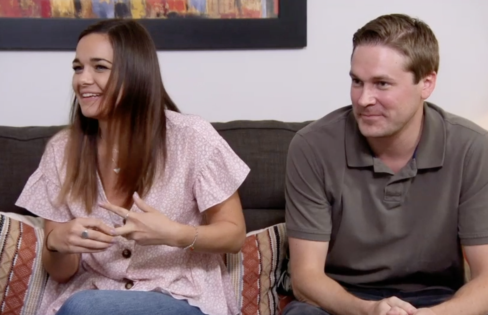 'Married at First Sight' Virginia and Erik Admit They've Been Intimate in Exclusive Preview