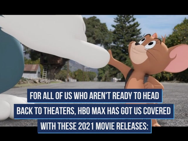 2021 HBO Max Movie Releases