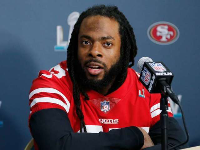 49ers' Richard Sherman Wants to Play 2 More Years Before Retiring