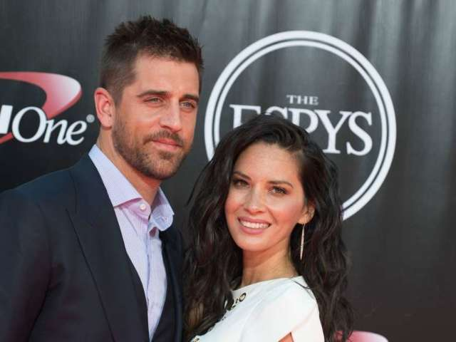 Aaron Rodgers Engagement Comes After Long Relationships With Olivia Munn and Danica Patrick