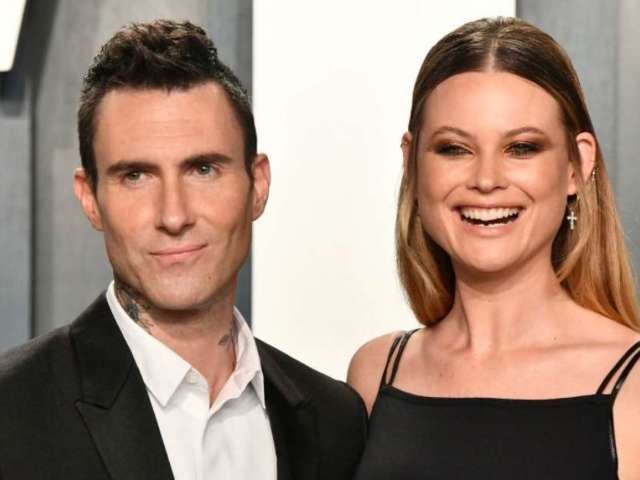 Behati Prinsloo Shares Rare Photo of Her and Adam Levine's Daughter Gio