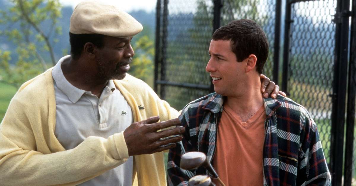 Adam Sandler Happy Gilmore 2