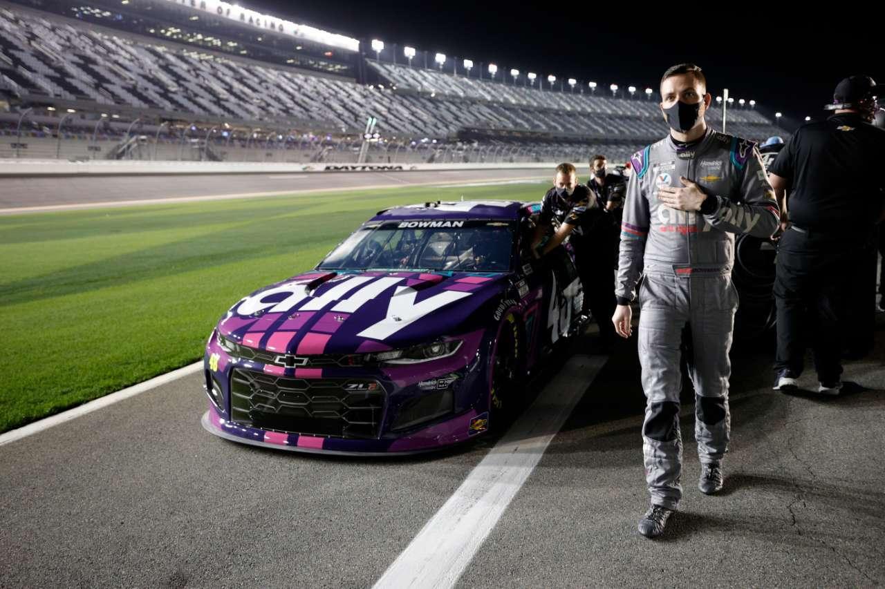 Alex Bowman Daytona 500