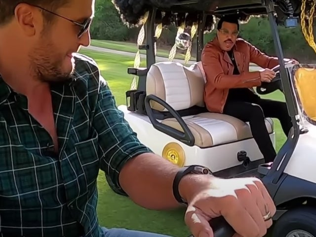 Luke Bryan and Lionel Richie Have a Golf Cart Race in New 'American Idol' Promo
