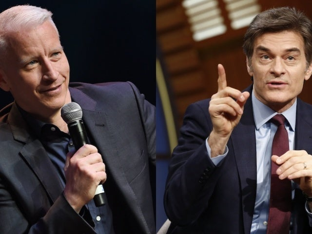 'Jeopardy!' Reveals 4 New Guest Hosts, Including Anderson Cooper and Dr. Oz