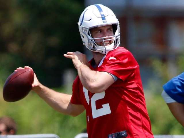 Andrew Luck Will 'Absolutely Not' Unretire From Indianapolis Colts Amid Comeback Talk