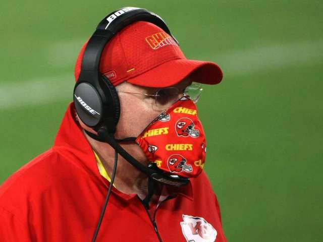 Andy Reid's 'Heart Bleeds for Everybody Involved' in His Son Britt's Car Accident