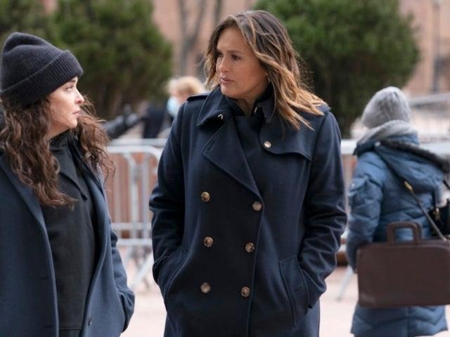 'Law & Order: SVU' Brings Back 'Criminal Intent' Star Annabella Sciorra in Twisty Rape Case