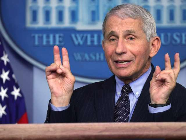 Super Bowl 2021: Dr. Anthony Fauci Urges Cancellation of Parties