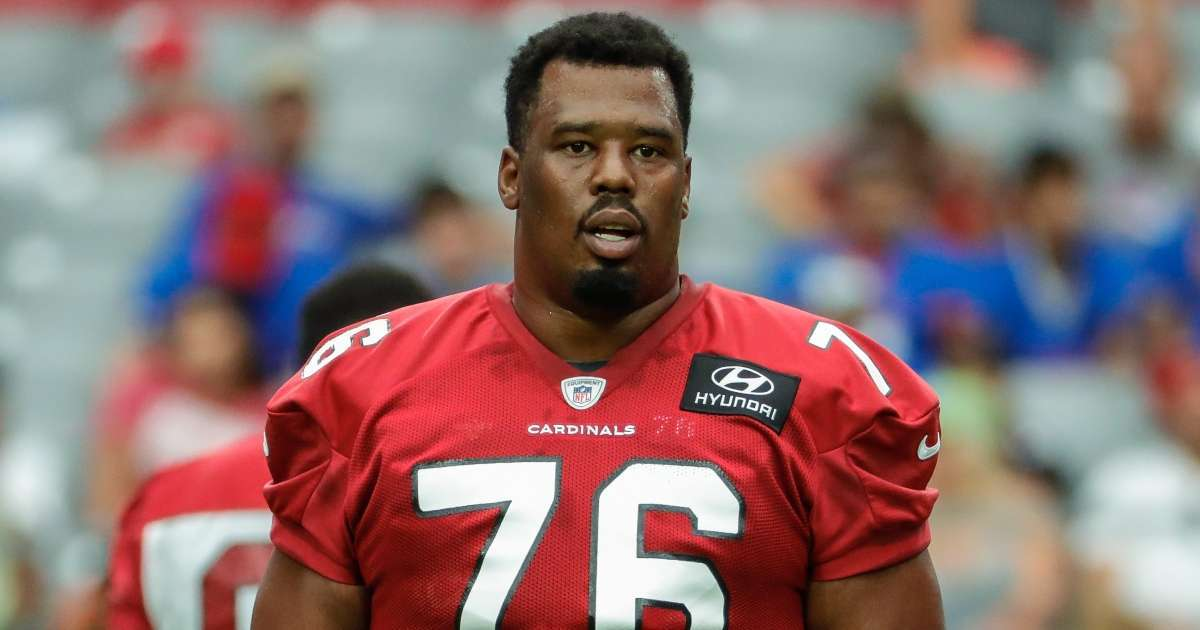 Arizona Cardinals Marcus Gilbert Marries political commentator Madison Gesiotto
