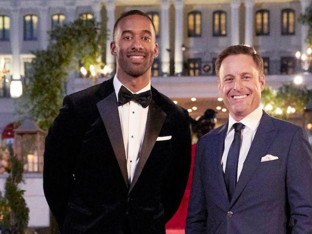'The Bachelor' Matt James Breaks Silence on Chris Harrison and Rachael Kirkconnell Racism Controversy