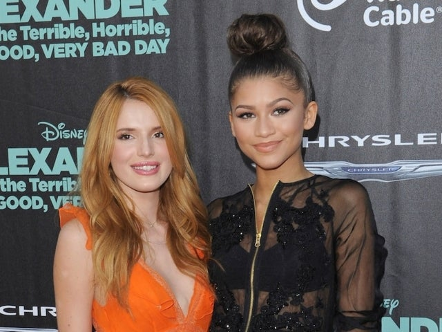 Bella Thorne Says She and Zendaya Were 'Pitted Against' Each Other on 'Shake It Up'