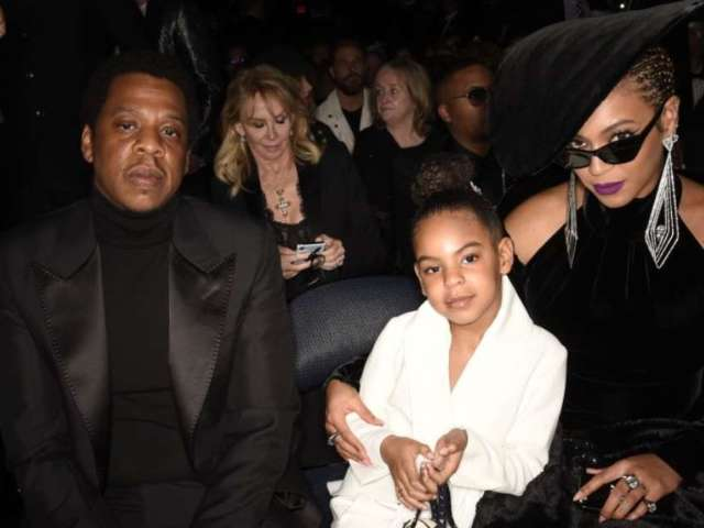 Beyonce and Daughter Blue Ivy Carter, 9, Are Twinning in Ivy Park Photos