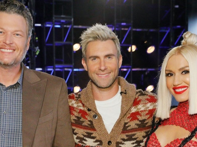Blake Shelton 'Had a Blast' Filming Super Bowl Commercial With Gwen Stefani and Adam Levine