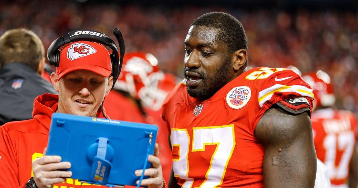 Britt Reid Accident fallout continues Chiefs sever ties assistant coach