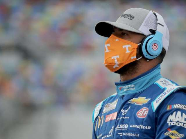 Super Bowl 2021: NASCAR's Bubba Wallace Asks for Concerts Like The Weeknd's Halftime Show