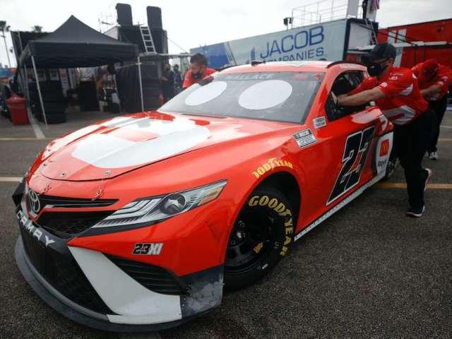 Daytona 500: Bubba Wallace Fails Inspection Ahead of Season-Opening Race