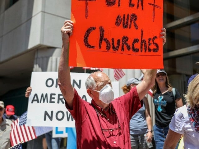 California Must Allow In-Person Church Services, Supreme Court Says