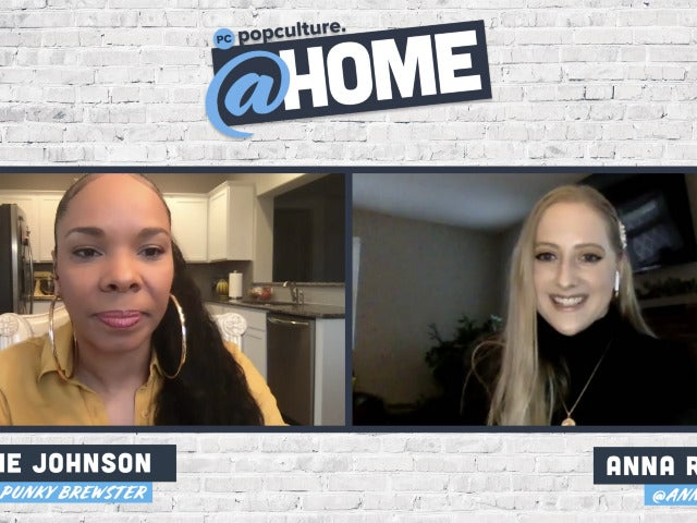 Cherie Johnson Talks Punky Brewster PopCulture@Home Exclusive Interview