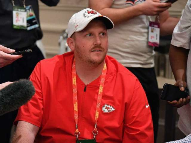 Chiefs Place Britt Reid on Administrative Leave Amid Car Accident Investigation
