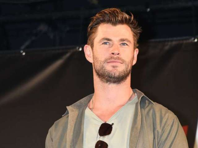 Chris Hemsworth Shares Photo of His Son Tristan's Adorable Creative Writing Project Dedicated to Him