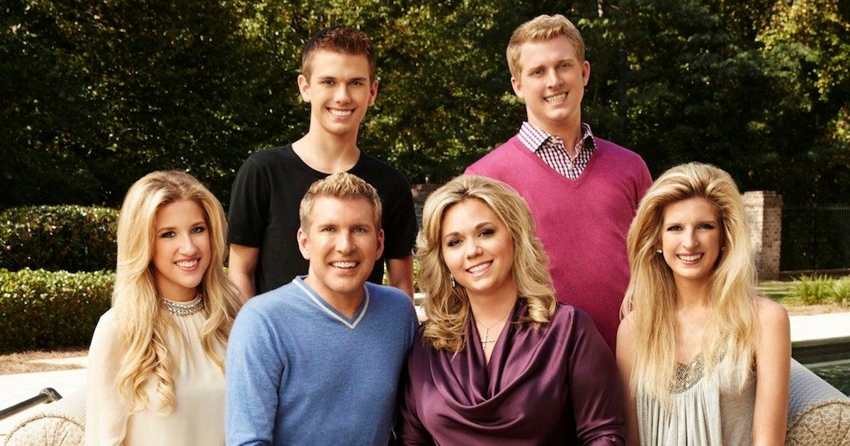 Chrisley family