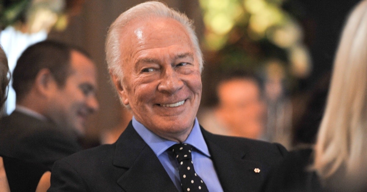 christopher plummer getty images