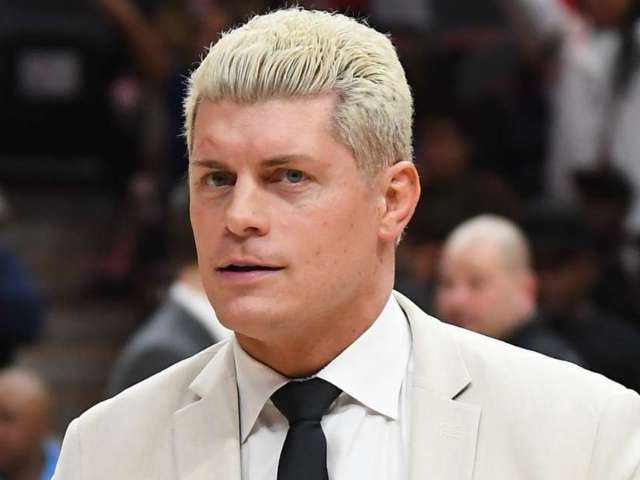 Cody Rhodes Teases 'Potential WWE Crossover' With AEW