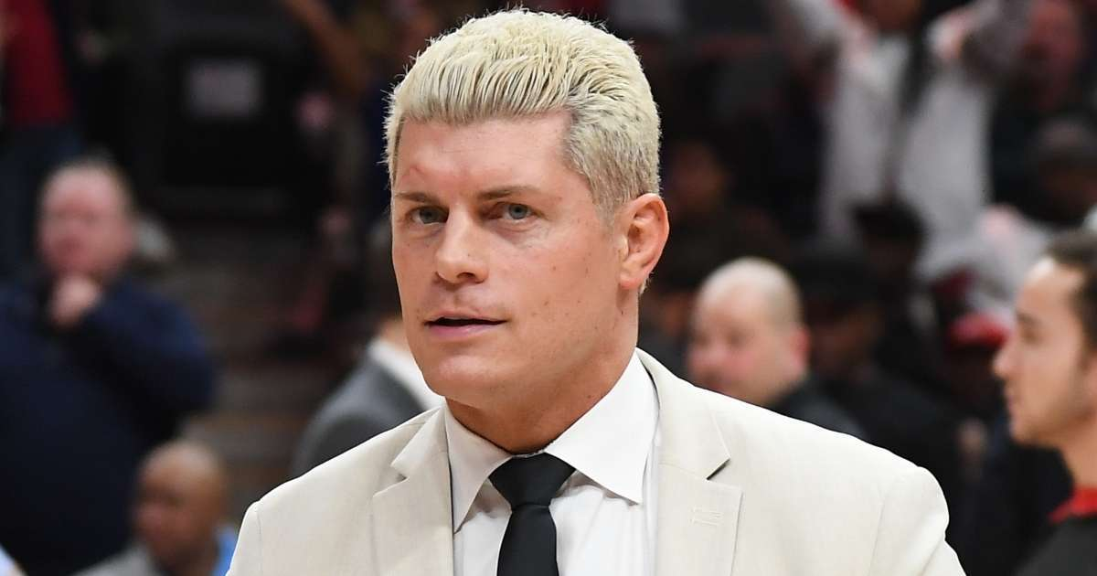 Cody Rhodes teases potential AEW crossover WWE