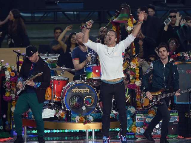 Coldplay Had the Best Super Bowl Halftime Show This Century, Study Claims