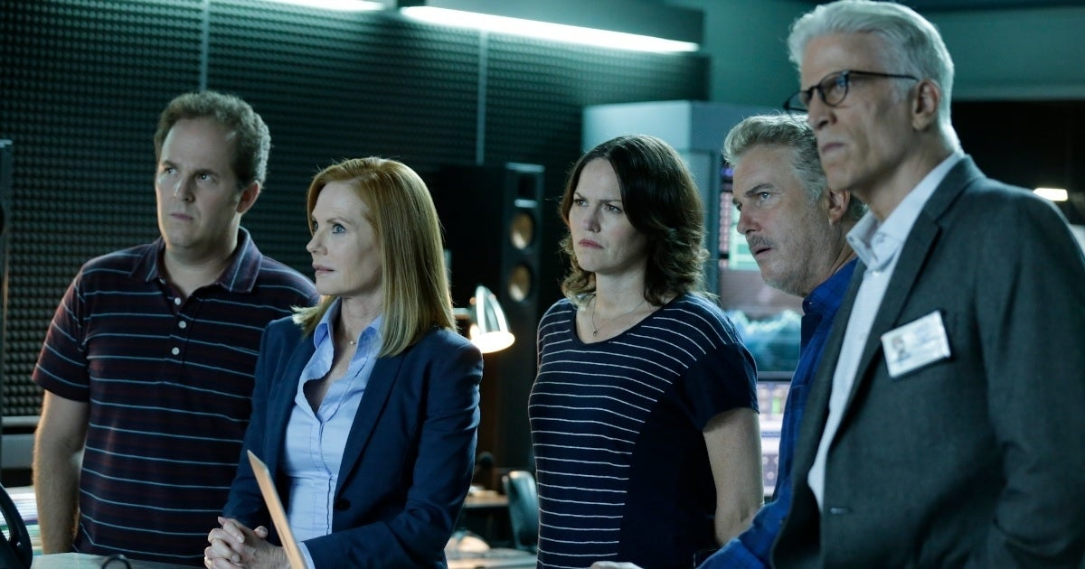 csi cast getty images